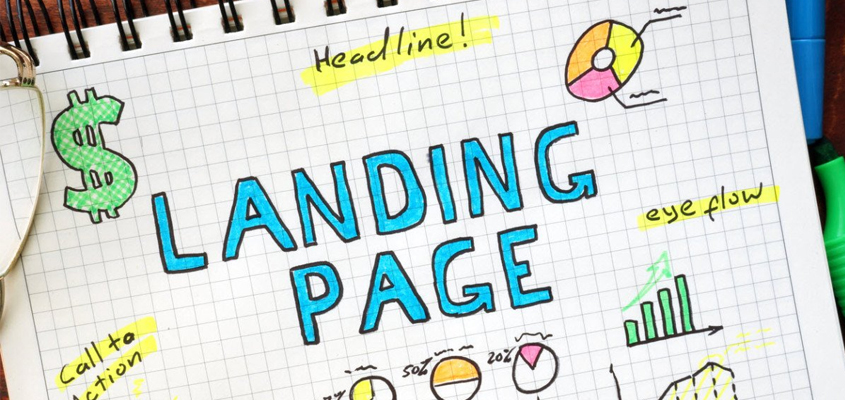 Landing Pages, Landing Page Optimization, role of landing pages seo