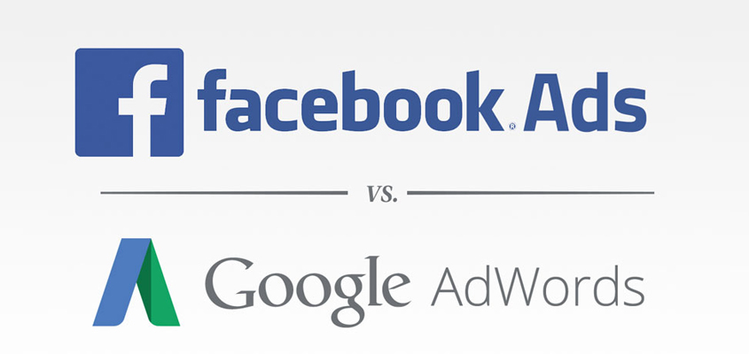 Google Adwords, Facebook Adverts