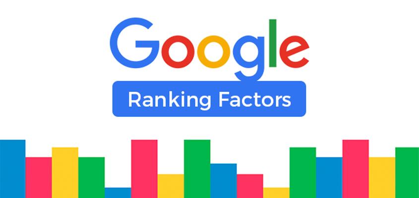 Domain Ranking Factors, Website Ranking Factors