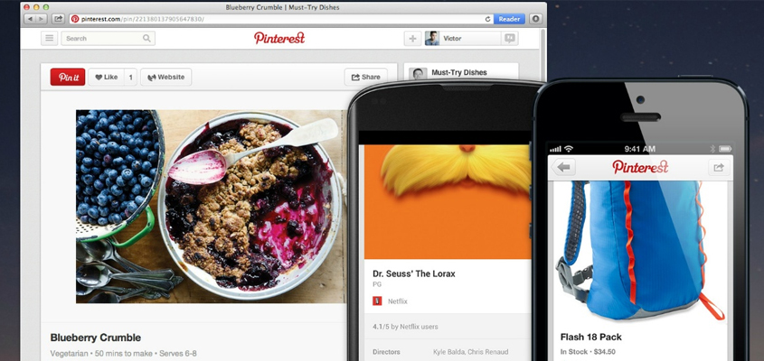 Pinterest Features, Pinterest Marketing, Pinterest Updates