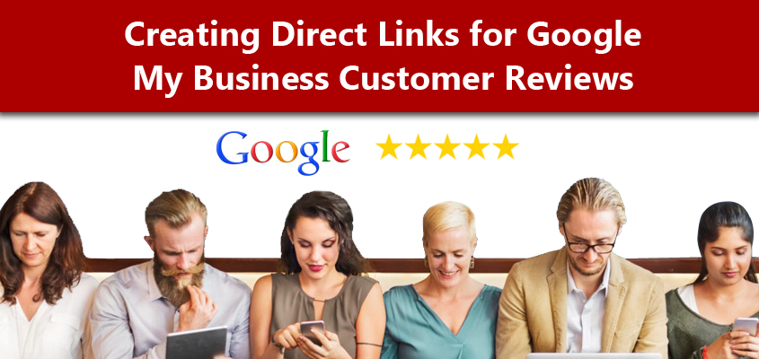 Customer Reviews, Google My Business Reviews