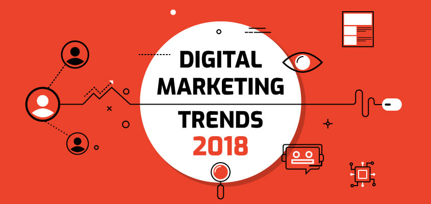 Digital Marketing Trends 2018, Marketing Trends 2018