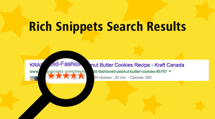 Types of Rich Snippets Search Results