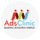 Ads Clinic Logo