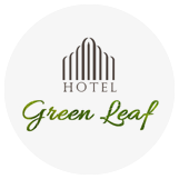 Hotel-Green-Leaf- Logo